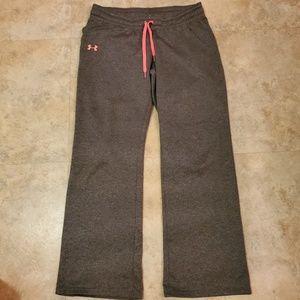 Breast Cancer Under Armour Semi Fitted Joggers